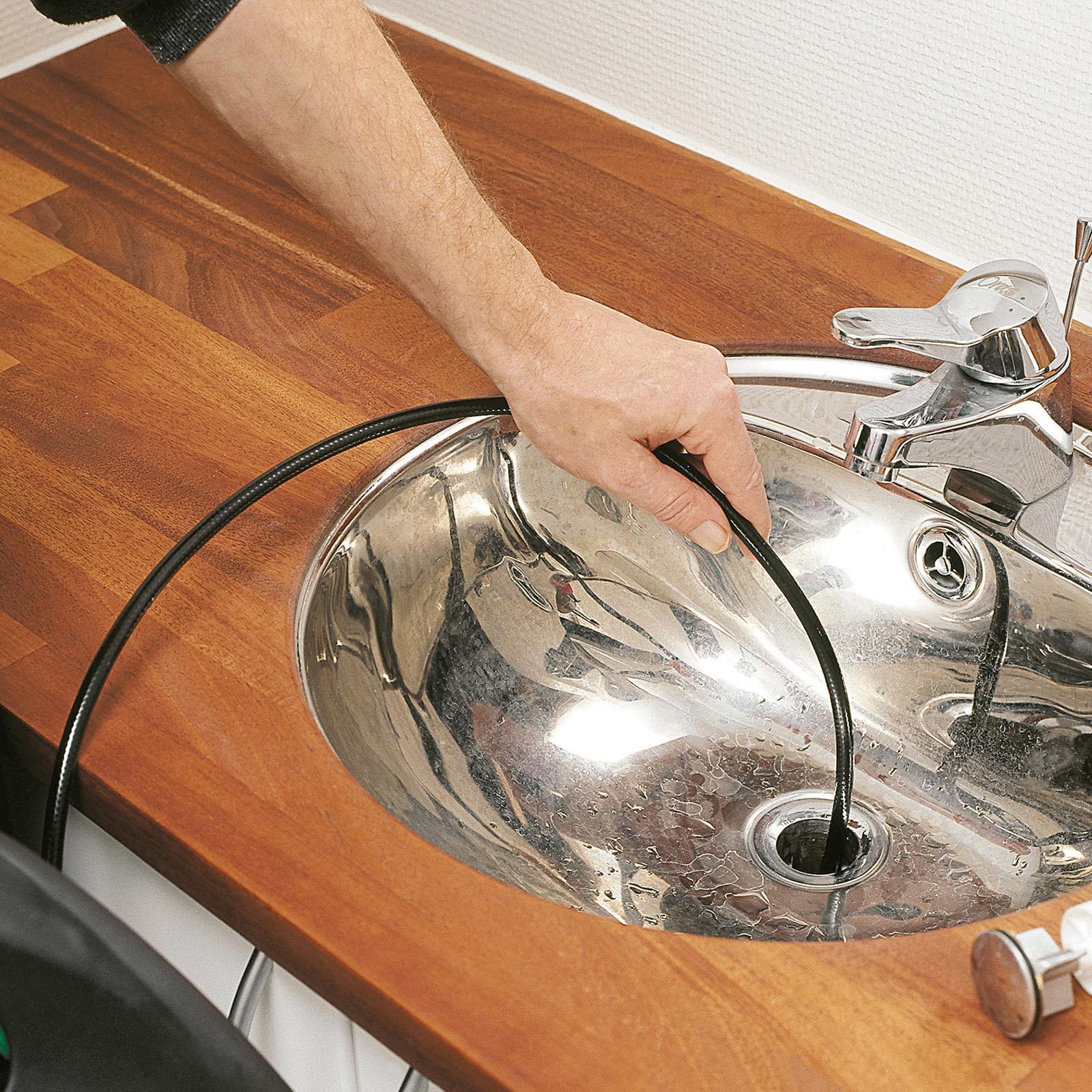 Gerni Drain and Tube Cleaner - Sink