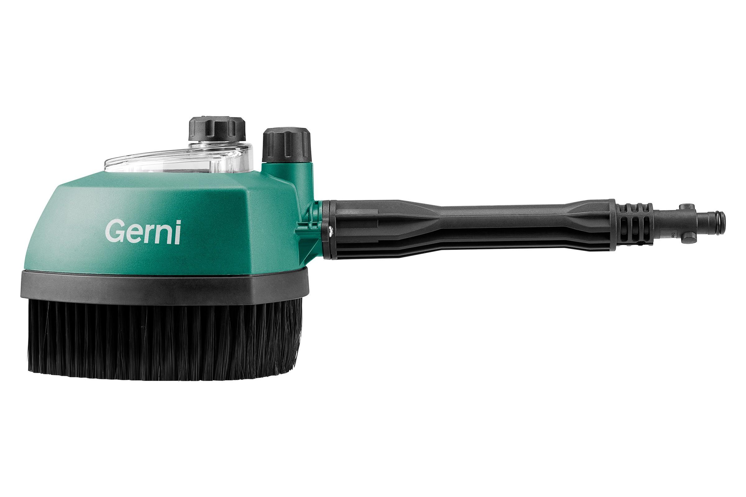 Gerni Rotary Detergent Brush - Side