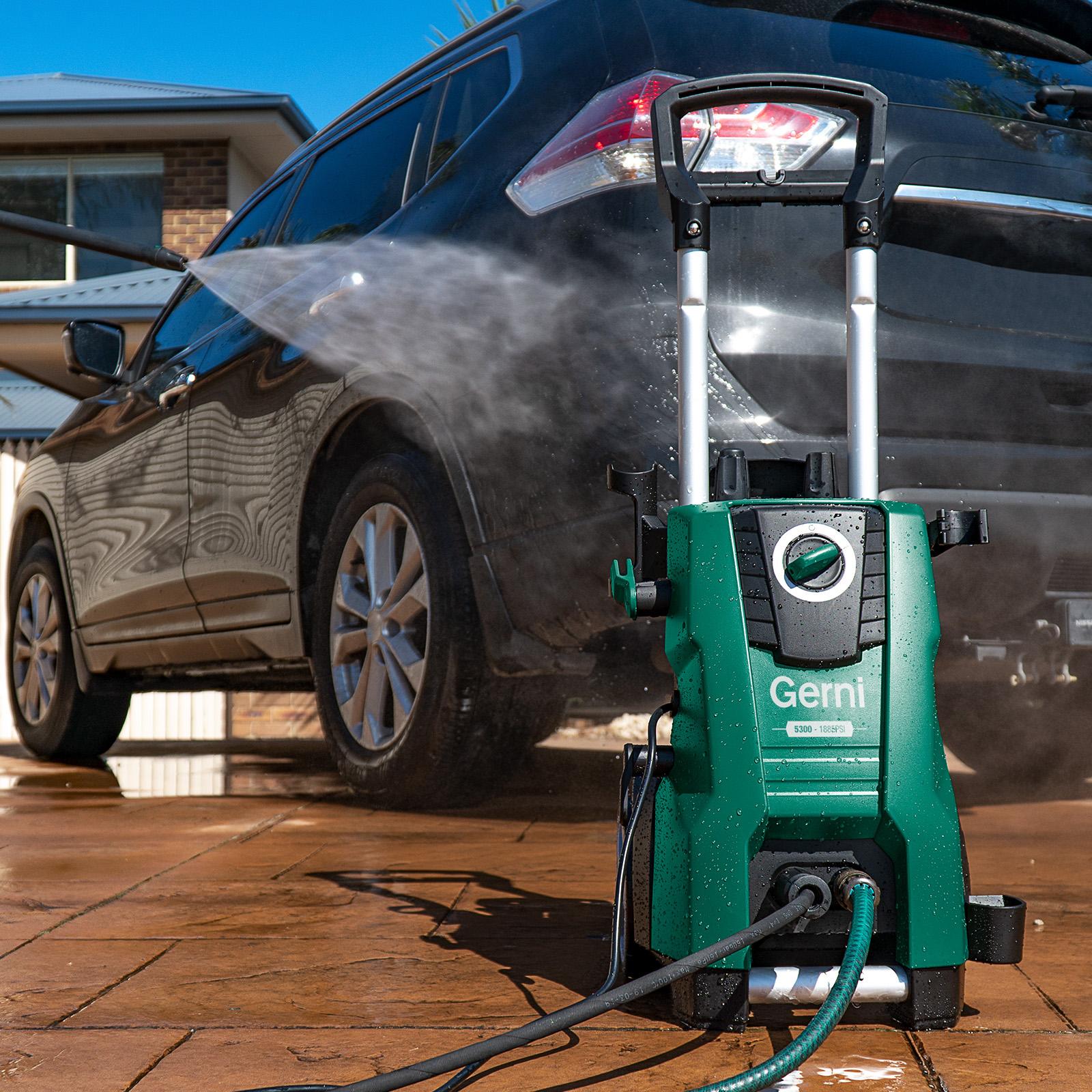 Gerni 5300 - Auto Nozzle Car Clean XTrail
