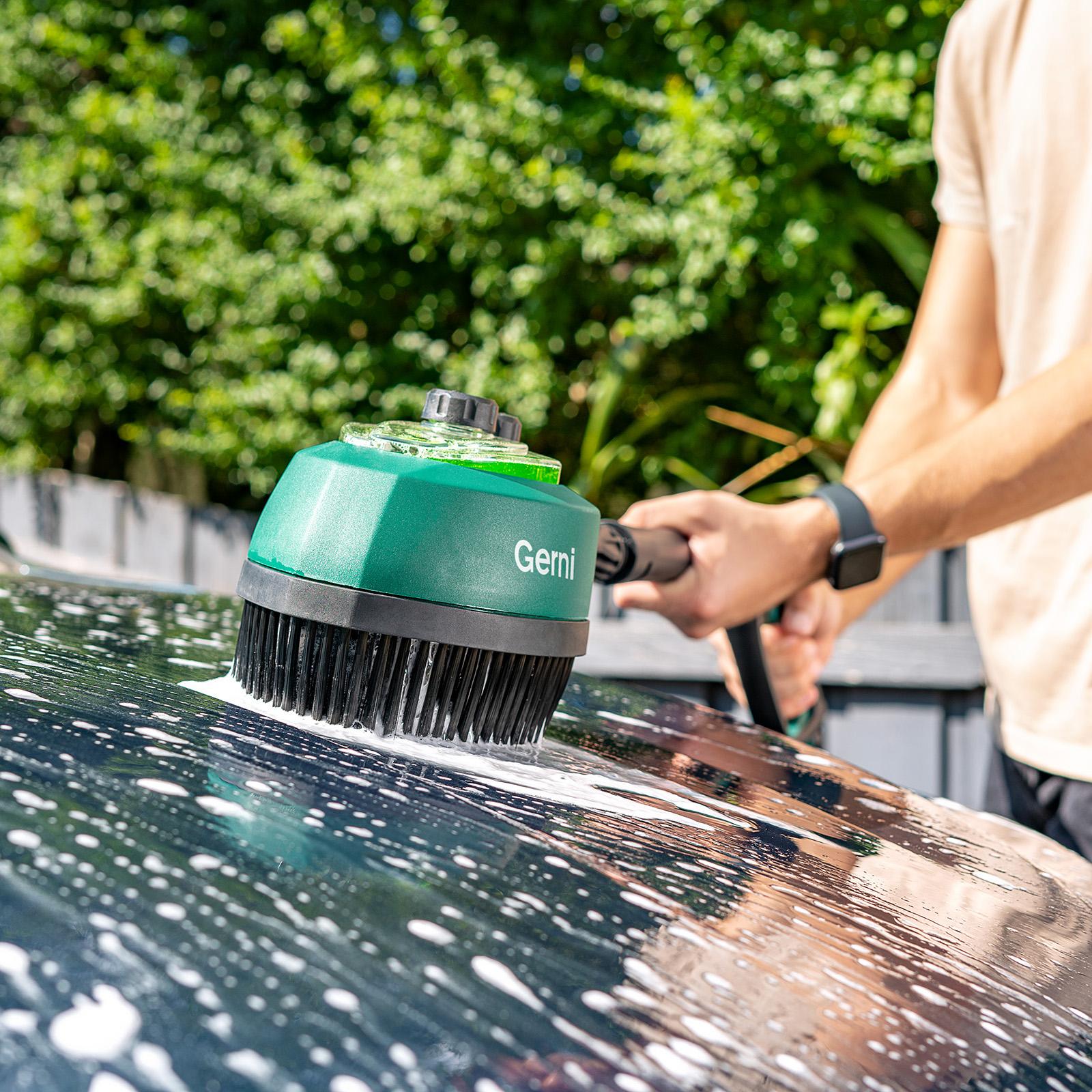 Gerni Rotary Detergent Brush - Car Hood