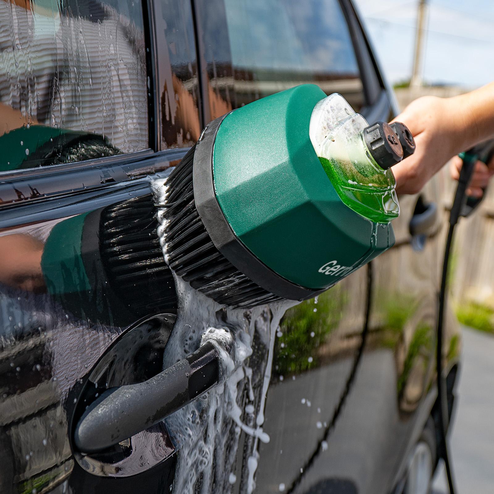 Gerni Rotary Detergent Brush - Car Door
