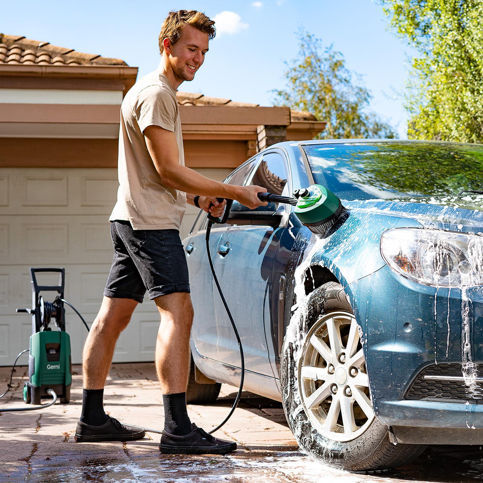 Gerni Rotary Detergent Brush - Car Sedan Commodore