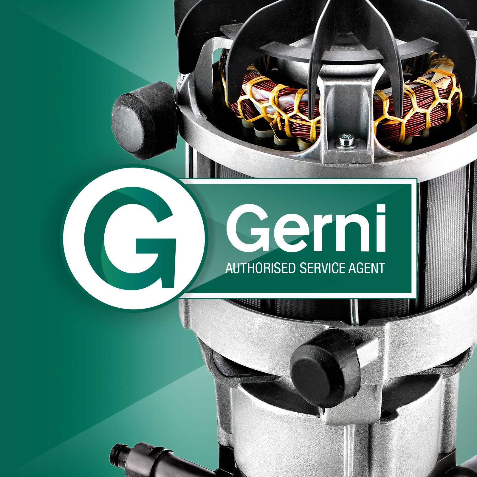 Page Image - Servicing - Gerni Authorised Service Agent