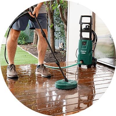 Feature Icon - Classic Patio Cleaner - For Patio Cleaning