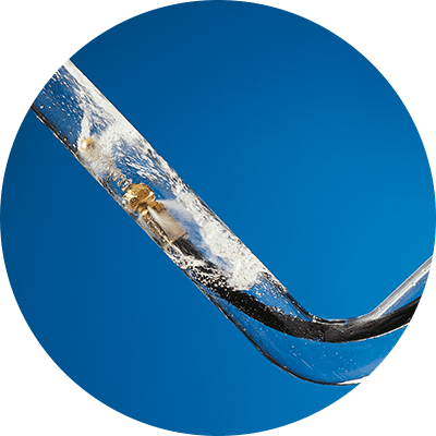 Feature Icon - Drain Tube Cleaner - Cleaning Hose