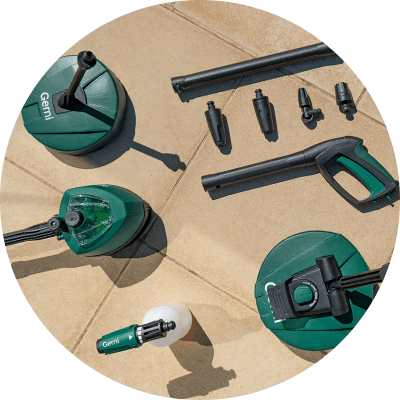Feature Icon - Genuine Gerni Accessory - Pressure Washer