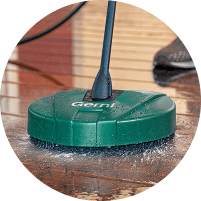 Feature Icon - Gerni 3600 - Classic Patio Cleaner