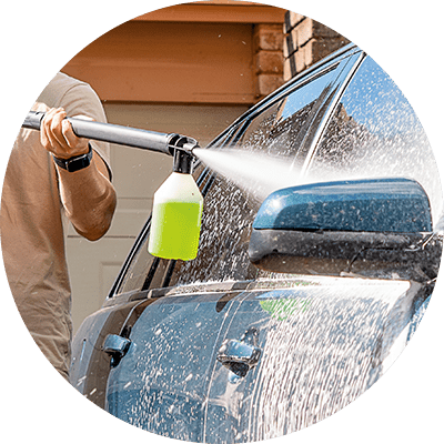 Feature Icon - Gerni 5000 - Foam Sprayer
