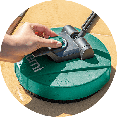 Feature Icon - Gerni 5300 - Mid Patio Cleaner