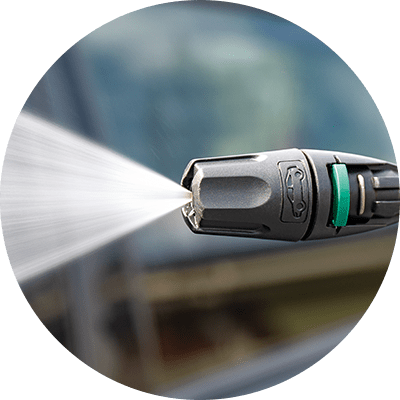Feature Icon - Gerni 7300 - Auto Nozzle