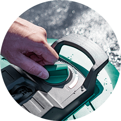 Feature Icon - Gerni 7300 - Power Patio Cleaner