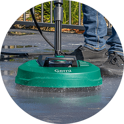 Feature Icon - Power Patio - Dirt Hammer Nozzles