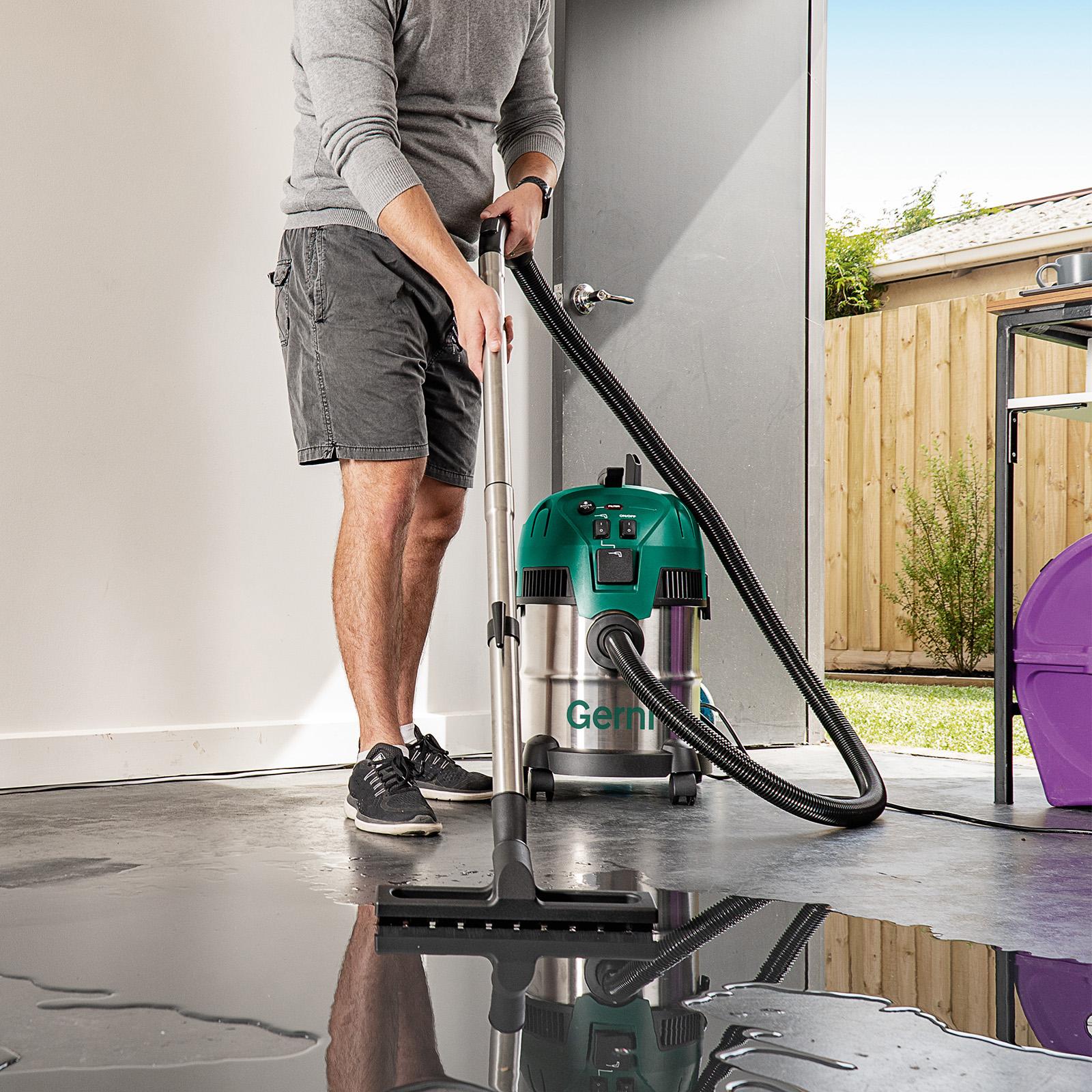 Gerni 9000 - Vacuum Wet Spill Liquid
