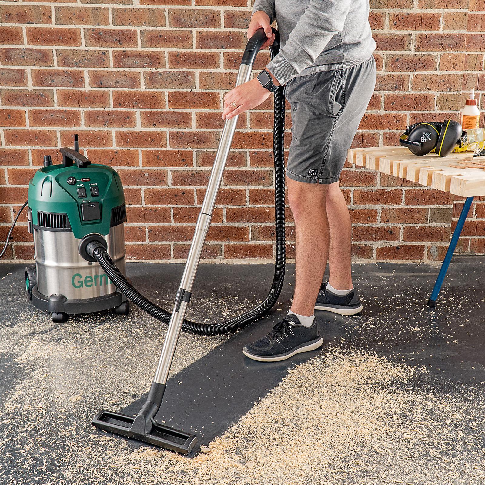 Gerni 9000 - Vacuum Saw Dust