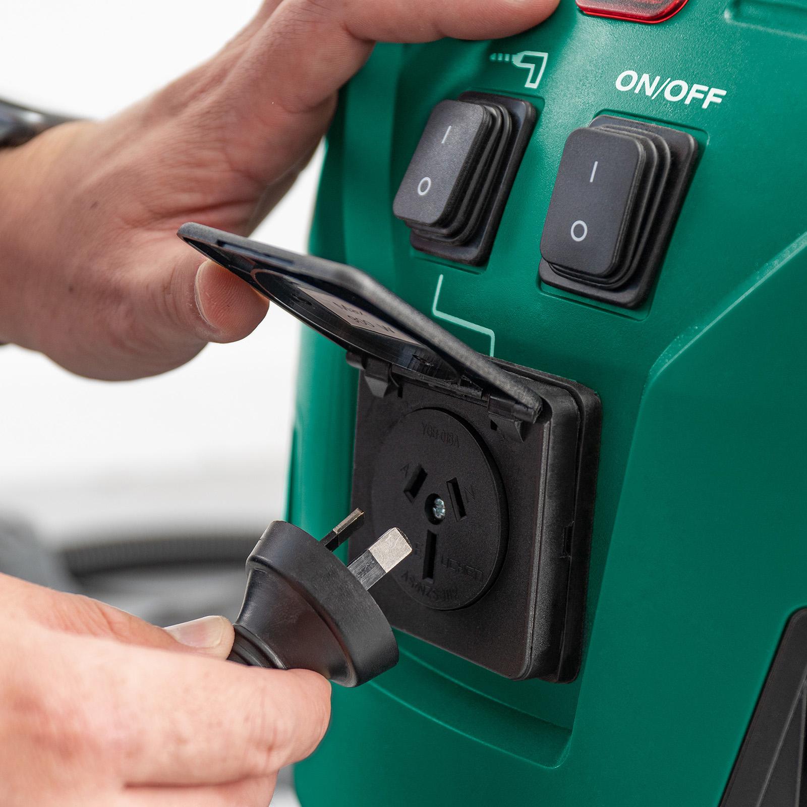 Gerni 9000 - Vacuum Power Take-Off Socket