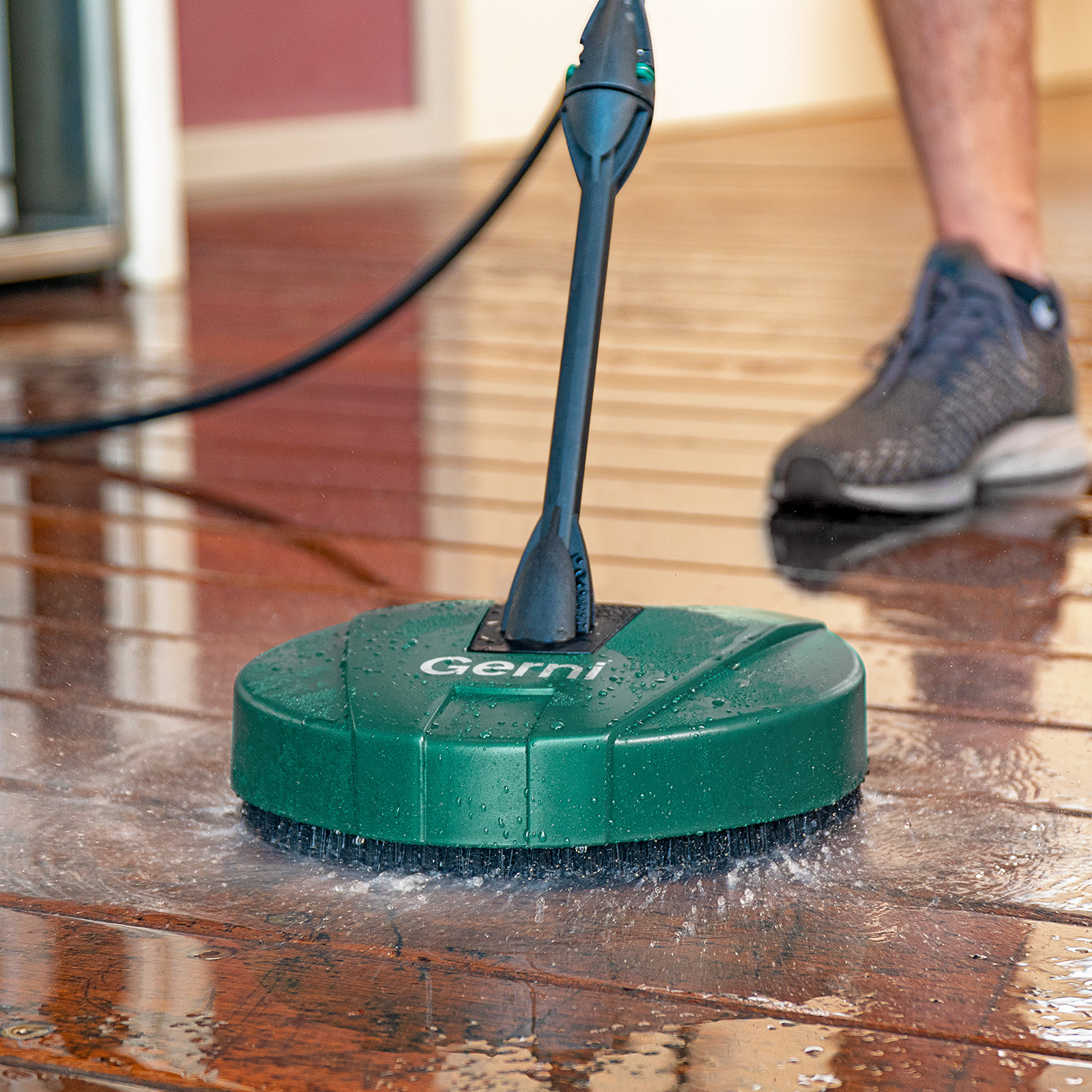 Gerni Compact Patio Cleaner - Deck Outdoor Area