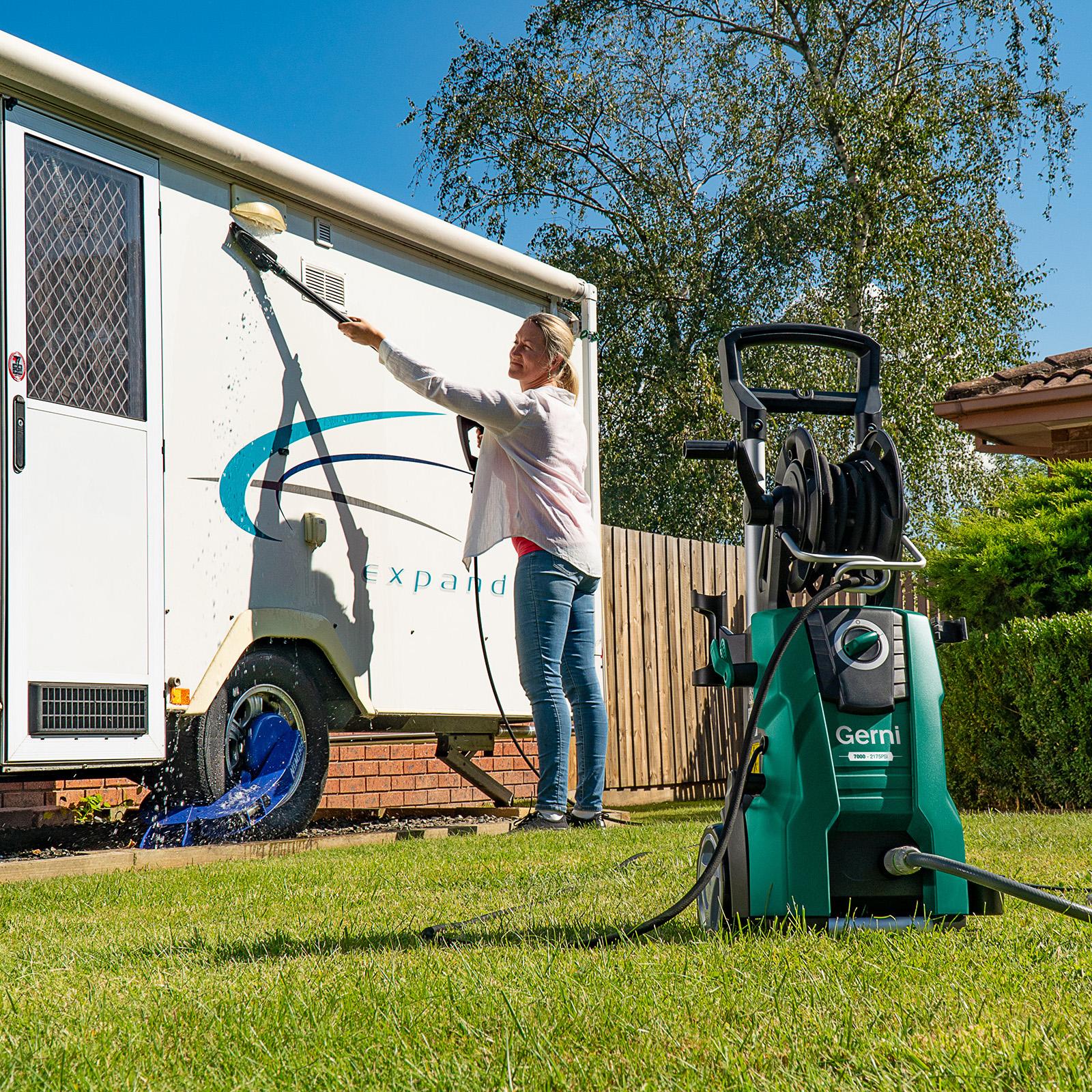 Gerni 7000 - Wash Brush - Caravan Clean