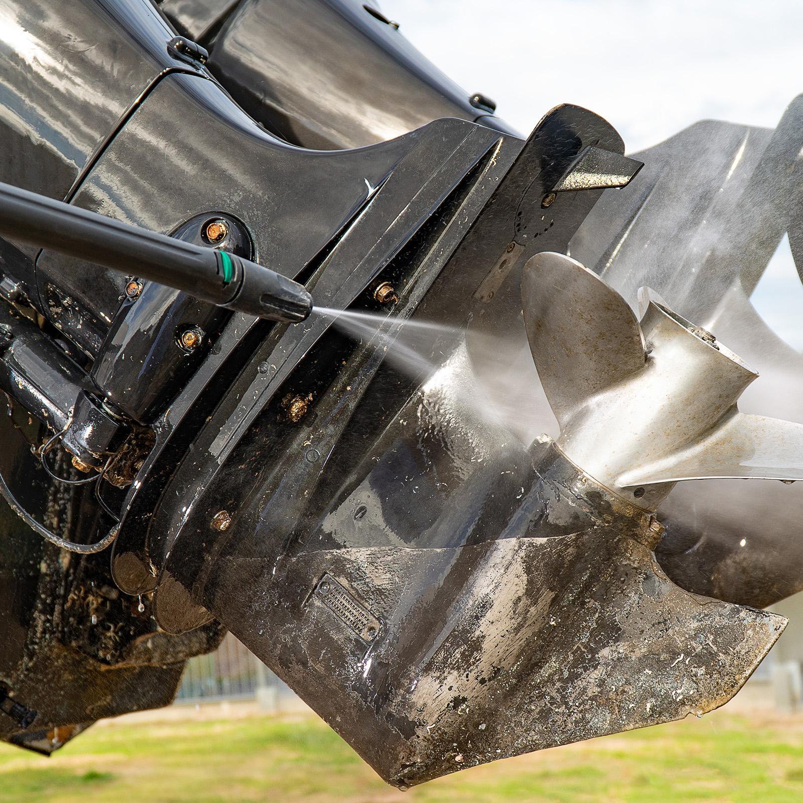 Gerni Jet Spray Nozzle - Boat Outboard Motor Propeller