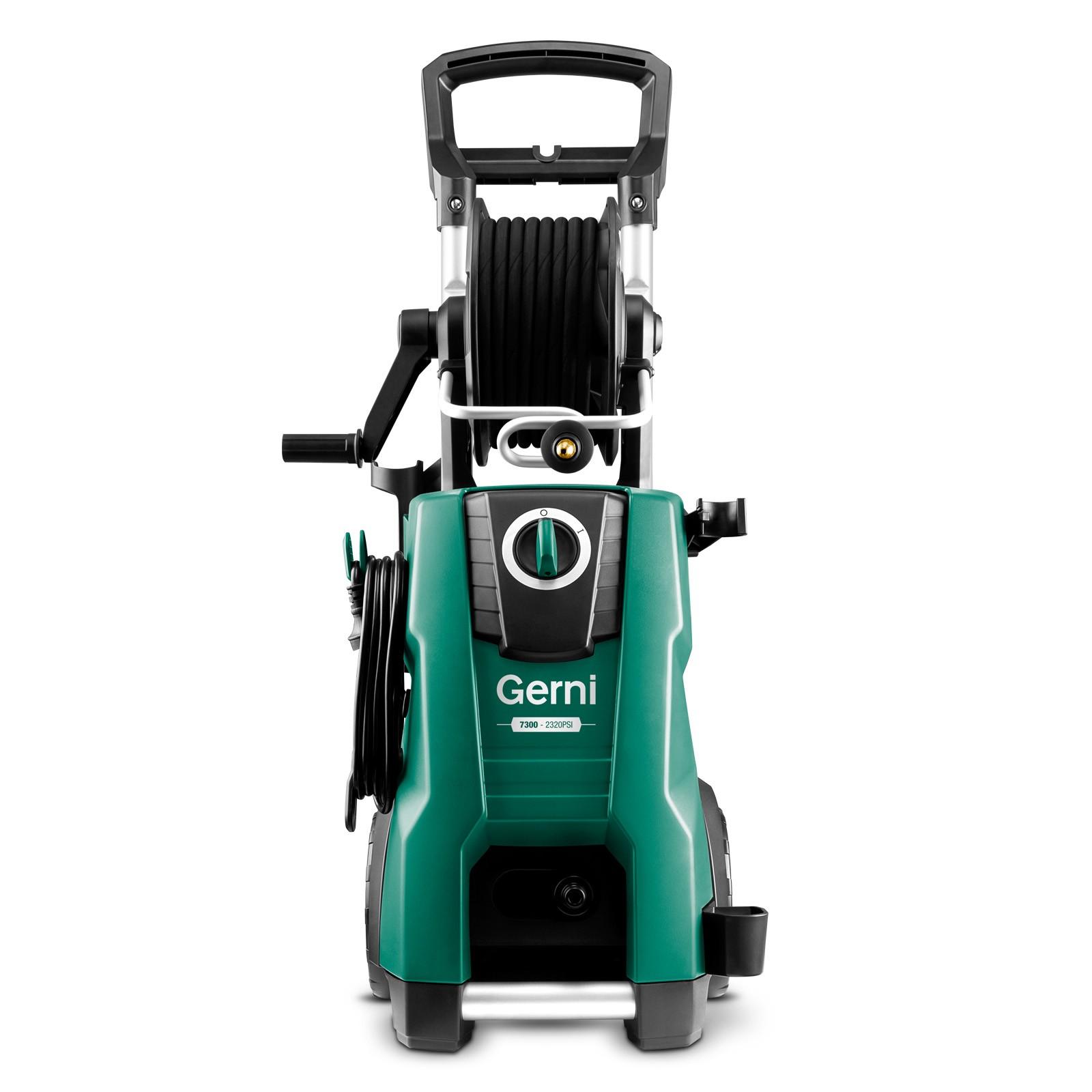 Gerni 7300 - Front