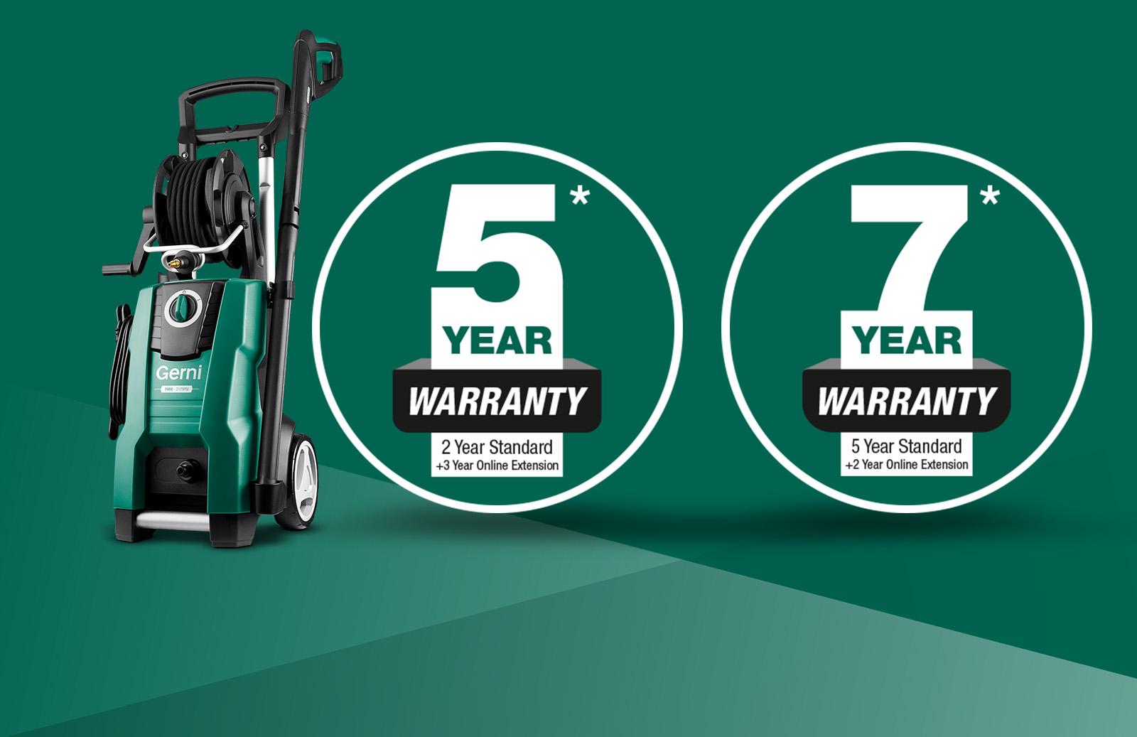 Register Gerni - Warranty Image - Landscape - Ed7